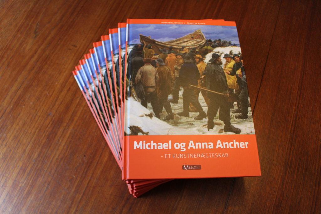 Birgitte Zacho, Michael og Anna Ancher - et kunstnerægteskab